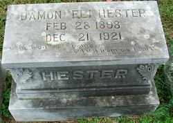 HESTER, DAMON ELI - Sebastian County, Arkansas | DAMON ELI HESTER - Arkansas Gravestone Photos