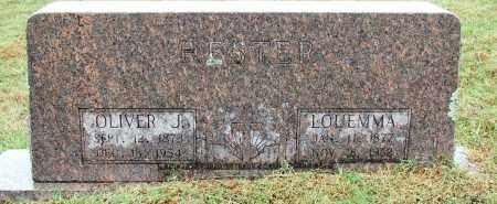 HESTER, OLIVER J. - Sebastian County, Arkansas | OLIVER J. HESTER - Arkansas Gravestone Photos