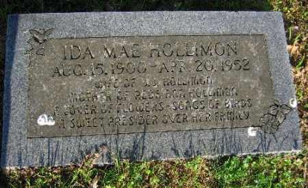 HOLLIMON, IDA MAE - Sebastian County, Arkansas   IDA MAE HOLLIMON - Arkansas Gravestone Photos
