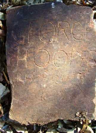 HOOPER, GEORGE - Sebastian County, Arkansas | GEORGE HOOPER - Arkansas Gravestone Photos