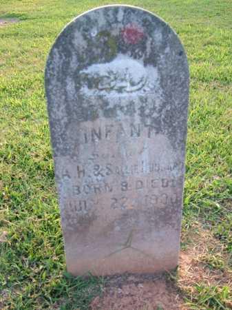 HUBBARD, INFANT - Sebastian County, Arkansas   INFANT HUBBARD - Arkansas Gravestone Photos