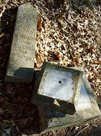 HUBBARD, ROBERT - Sebastian County, Arkansas | ROBERT HUBBARD - Arkansas Gravestone Photos