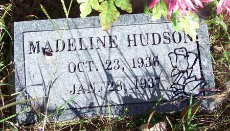 HUDSON, MADELINE - Sebastian County, Arkansas   MADELINE HUDSON - Arkansas Gravestone Photos
