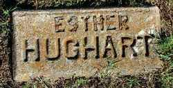 HUGHART, ESTHER - Sebastian County, Arkansas | ESTHER HUGHART - Arkansas Gravestone Photos