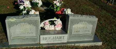 HUGHART, MAUDIE T. - Sebastian County, Arkansas | MAUDIE T. HUGHART - Arkansas Gravestone Photos