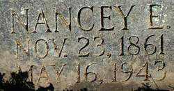 HUGHART, NANCEY E. (2) - Sebastian County, Arkansas   NANCEY E. (2) HUGHART - Arkansas Gravestone Photos