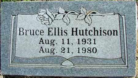 HUTCHISON, BRUCE ELLIS - Sebastian County, Arkansas | BRUCE ELLIS HUTCHISON - Arkansas Gravestone Photos