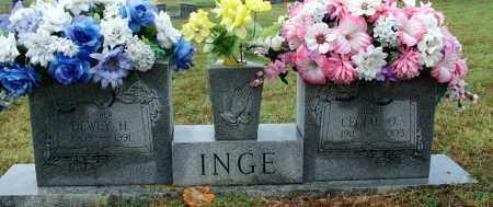 INGE, DEWEY H. - Sebastian County, Arkansas   DEWEY H. INGE - Arkansas Gravestone Photos