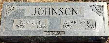 JOHNSON, NORALEE - Sebastian County, Arkansas | NORALEE JOHNSON - Arkansas Gravestone Photos