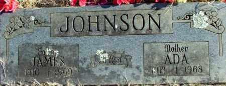 JOHNSON, JAMES - Sebastian County, Arkansas   JAMES JOHNSON - Arkansas Gravestone Photos