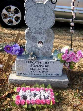 JOHNSON, LADONNA TILLER - Sebastian County, Arkansas | LADONNA TILLER JOHNSON - Arkansas Gravestone Photos