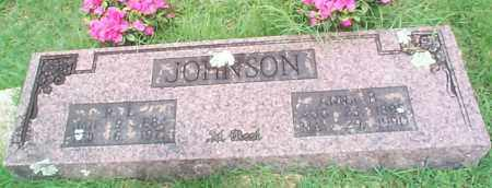 JOHNSON, ANNA B - Sebastian County, Arkansas | ANNA B JOHNSON - Arkansas Gravestone Photos