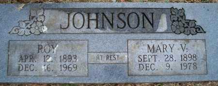 JOHNSON, MARY V - Sebastian County, Arkansas   MARY V JOHNSON - Arkansas Gravestone Photos