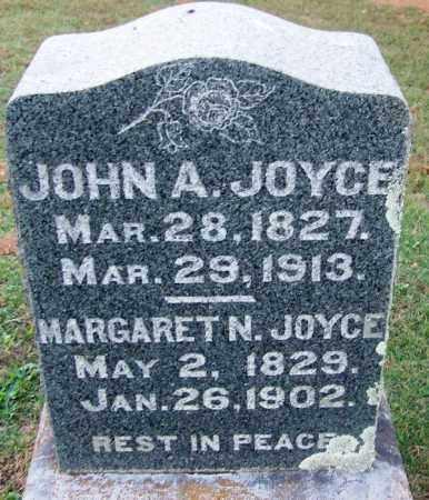 JOYCE, JOHN A - Sebastian County, Arkansas | JOHN A JOYCE - Arkansas Gravestone Photos