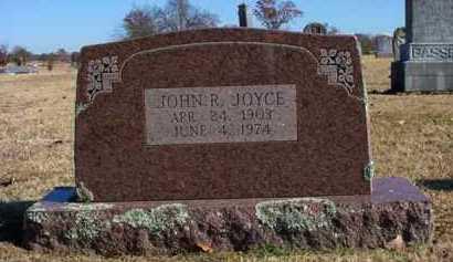 JOYCE, JOHN R - Sebastian County, Arkansas | JOHN R JOYCE - Arkansas Gravestone Photos