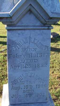 BARLING KANNADY, SOPHIA - Sebastian County, Arkansas   SOPHIA BARLING KANNADY - Arkansas Gravestone Photos