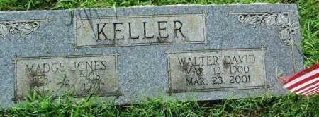 KELLER, WALTER DAVID - Sebastian County, Arkansas   WALTER DAVID KELLER - Arkansas Gravestone Photos