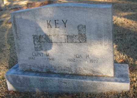 KEY, IDA H. - Sebastian County, Arkansas | IDA H. KEY - Arkansas Gravestone Photos