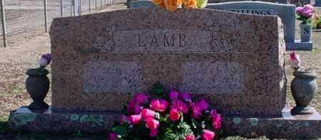 LAMB, LILLIE LAURA - Sebastian County, Arkansas | LILLIE LAURA LAMB - Arkansas Gravestone Photos