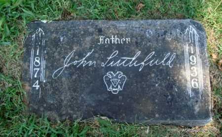 LITTLEFIELD, JOHN - Sebastian County, Arkansas | JOHN LITTLEFIELD - Arkansas Gravestone Photos