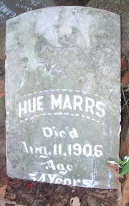 MARRS, HUE - Sebastian County, Arkansas   HUE MARRS - Arkansas Gravestone Photos