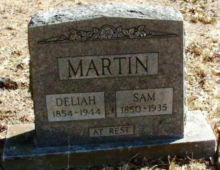 MARTIN, DELIAH - Sebastian County, Arkansas | DELIAH MARTIN - Arkansas Gravestone Photos