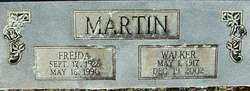 MARTIN, FREIDA - Sebastian County, Arkansas | FREIDA MARTIN - Arkansas Gravestone Photos