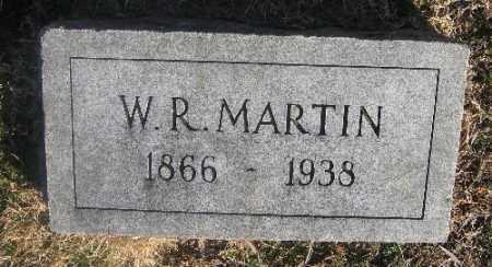 MARTIN, W. R. - Sebastian County, Arkansas   W. R. MARTIN - Arkansas Gravestone Photos