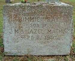 MATHIS, JIMMIE RAY - Sebastian County, Arkansas | JIMMIE RAY MATHIS - Arkansas Gravestone Photos
