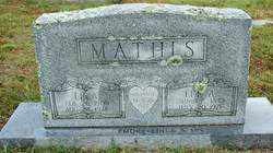 MATHIS, LEE A - Sebastian County, Arkansas | LEE A MATHIS - Arkansas Gravestone Photos