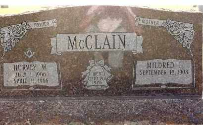 MCCAIN, HURVEY - Sebastian County, Arkansas | HURVEY MCCAIN - Arkansas Gravestone Photos