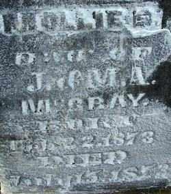 MCCRAY, MOLLIE B (2) - Sebastian County, Arkansas | MOLLIE B (2) MCCRAY - Arkansas Gravestone Photos