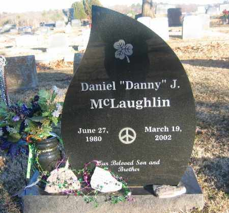 MCLAUGHLIN, DANIEL J. - Sebastian County, Arkansas   DANIEL J. MCLAUGHLIN - Arkansas Gravestone Photos