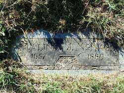 MCNABB, MALINDA J - Sebastian County, Arkansas | MALINDA J MCNABB - Arkansas Gravestone Photos