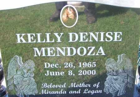MENDOZA, KELLY DENISE - Sebastian County, Arkansas   KELLY DENISE MENDOZA - Arkansas Gravestone Photos