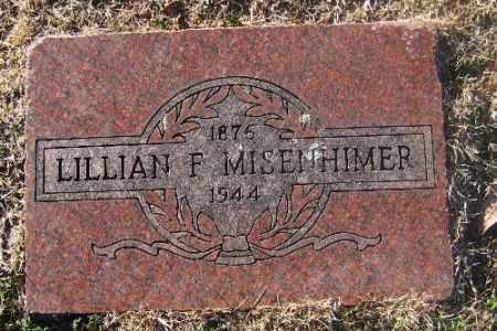 MISENHIMER, LILLIAN F. - Sebastian County, Arkansas | LILLIAN F. MISENHIMER - Arkansas Gravestone Photos