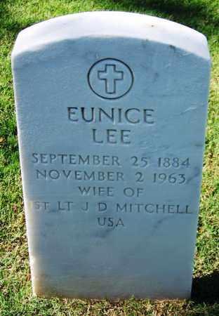 MITCHELL, EUNICE LEE - Sebastian County, Arkansas | EUNICE LEE MITCHELL - Arkansas Gravestone Photos
