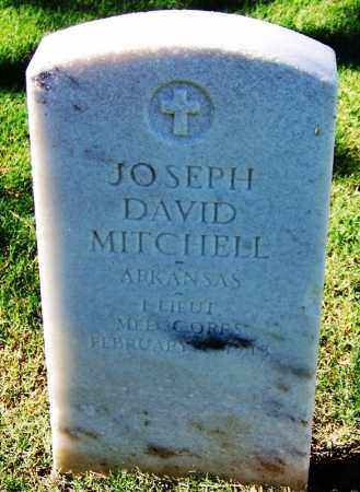 MITCHELL (VETERAN WWI), JOSEPH DAVID - Sebastian County, Arkansas | JOSEPH DAVID MITCHELL (VETERAN WWI) - Arkansas Gravestone Photos