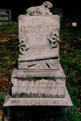 MOORE, BUELL - Sebastian County, Arkansas | BUELL MOORE - Arkansas Gravestone Photos