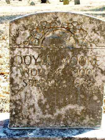 MOORE, DOYLE - Sebastian County, Arkansas | DOYLE MOORE - Arkansas Gravestone Photos