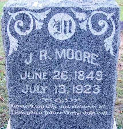 MOORE, J. R. - Sebastian County, Arkansas | J. R. MOORE - Arkansas Gravestone Photos
