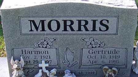 MORRIS, HARMON - Sebastian County, Arkansas | HARMON MORRIS - Arkansas Gravestone Photos
