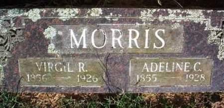 MORRIS, ADELINE C - Sebastian County, Arkansas   ADELINE C MORRIS - Arkansas Gravestone Photos