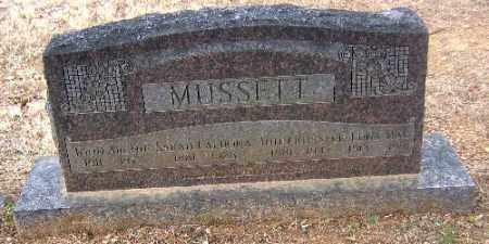 MUSSETT, SARAH CALDONA - Sebastian County, Arkansas | SARAH CALDONA MUSSETT - Arkansas Gravestone Photos