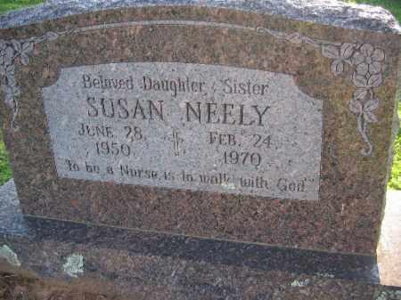NEELY, SUSAN - Sebastian County, Arkansas | SUSAN NEELY - Arkansas Gravestone Photos