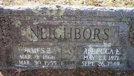 NEIGHBORS, REBECCA E - Sebastian County, Arkansas | REBECCA E NEIGHBORS - Arkansas Gravestone Photos
