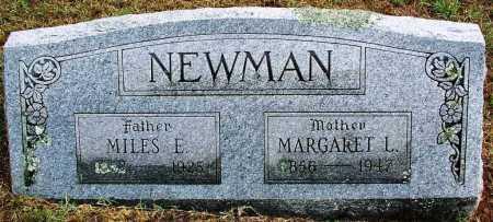 NEWMAN, MILES E - Sebastian County, Arkansas | MILES E NEWMAN - Arkansas Gravestone Photos