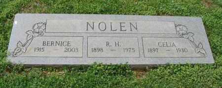 NOLEN, CELIA - Sebastian County, Arkansas | CELIA NOLEN - Arkansas Gravestone Photos