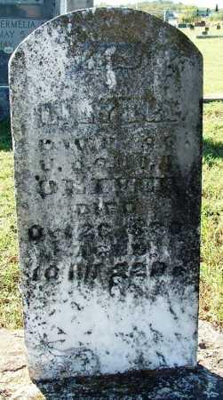 OLIVER, INFANT SON - Sebastian County, Arkansas | INFANT SON OLIVER - Arkansas Gravestone Photos