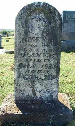 OLIVER, JIMEY R - Sebastian County, Arkansas | JIMEY R OLIVER - Arkansas Gravestone Photos